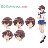 Image of Saki Miyanaga