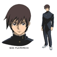 Image of Sho Fukamachi