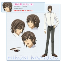 Image of Hiroki Kamijou