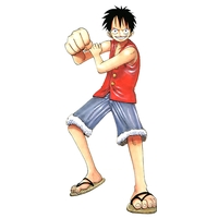 Monkey D. Luffy