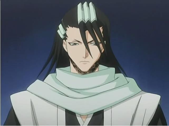 Anime Characters Database : Byakuya kuchiki bleach anime characters database