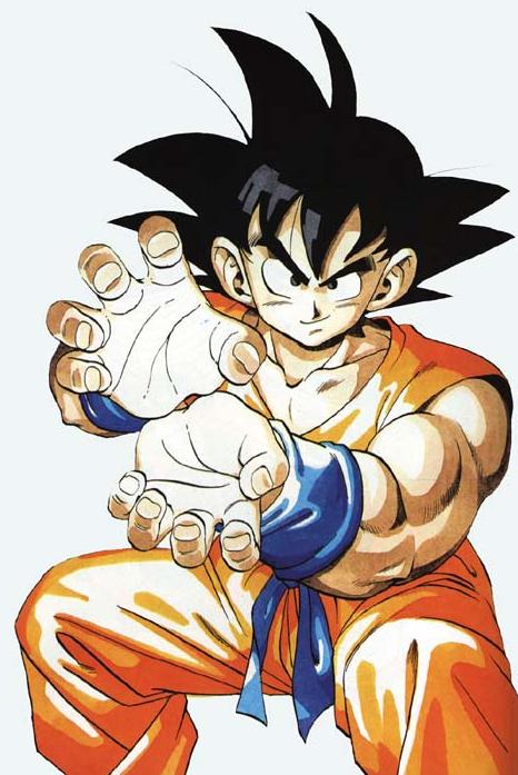 Dragon Ball Z Anime Characters : Goku dragon ball z anime characters database