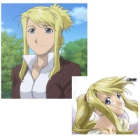 Image of Winry Rockbell