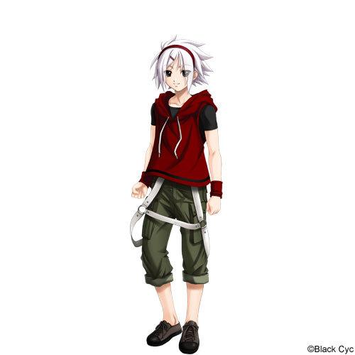 Fate/Desperato & Debilitas Reiichi_Kuze