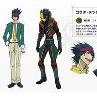 Gouda Tetsuya / Speed Kid