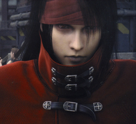 Vincent Valentine - Final Fantasy VII Advent Children - Anime ...