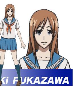 深澤ゆき,Yuki Fukazawa,深泽由纪,オーバードライヴ,铁马少年,Over Drive,鐵馬少年