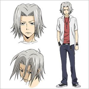 Casting ---Gokudera Hayato--- Gokudera