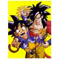 Image of Dragon Ball GT