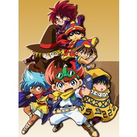 Image of B-Densetsu! Battle Bedaman Enkon