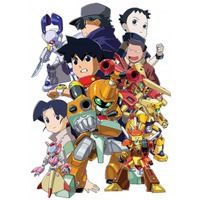 Image of Medarot Damashii / Medabots Spirit