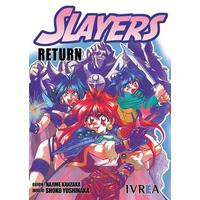 Slayers Return