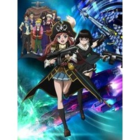 Image of Bodacious Space Pirates (Miniskirt Pirates)