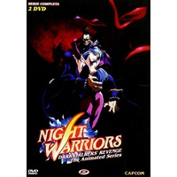 Image of Night Warriors: Darkstalkers' Revenge / Vampire Hunter: The Animated Series