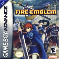 Image of Fire Emblem: Blazing Sword