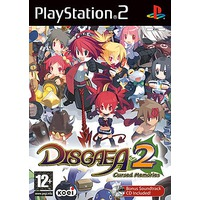 Disgaea 2: Cursed Memories/Disgaea 2: Dark Hero Days