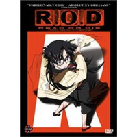 Image of R.O.D: Read or Die