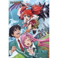 Rosario + Vampire Capu 2