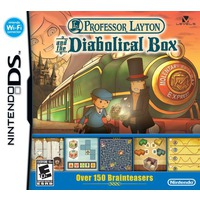 Image of Professor Layton and the Diabolical Box