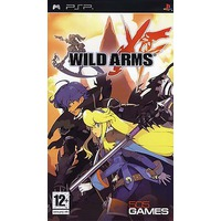 Image of Wild Arms XF