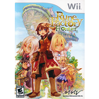 Rune Factory Frontier