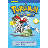Image of Pokemon Manga
