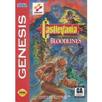 Image of Castlevania: Bloodlines