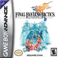 Image of Final Fantasy Tactics Advance