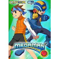 MegaMan Network Transmission Warrior