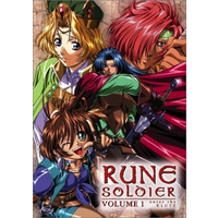 Mahou Senshi Louie / Rune Soldier