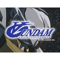 Image of Turn A Gundam