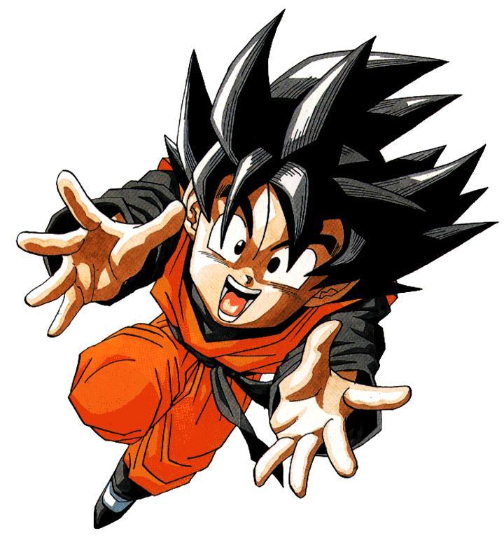 Dragon Ball Z Anime Characters : Goten dragon ball z anime characters database