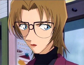 Jodie Saintemillion - Case Closed - Anime Characters Database