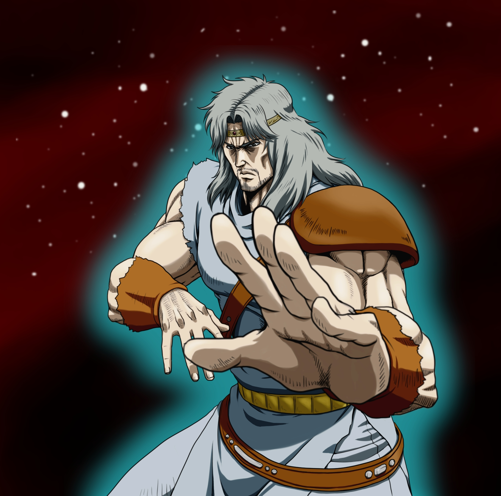 Anime Characters Using Fist : Toki fist of the north star anime characters database