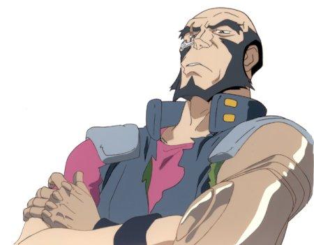 Jet Black | Cowboy Bebop | Anime Characters Database