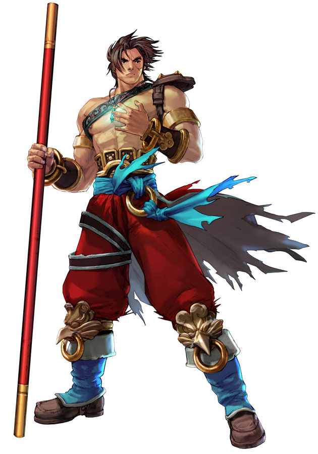 Soul Calibur V Anime Characters : Kilik soul calibur iii anime characters database
