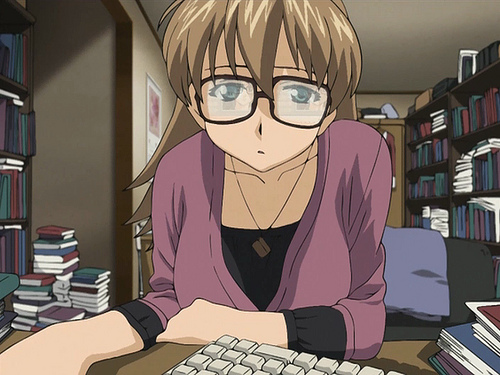 R O D Anime Characters : 菫川ねねね r o d read or die アニキャラベー