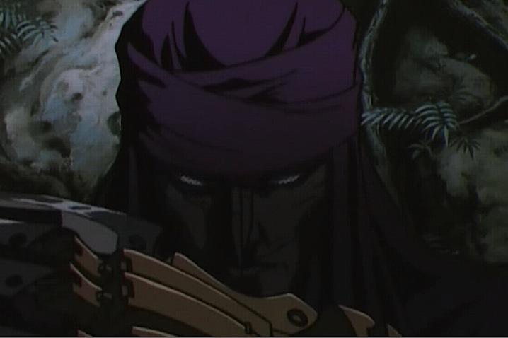 Ninja Scroll Devil 3 Of 5 Grading Fight Scenes