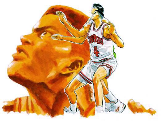 Slam Dunk: Haruko Akagi - Gallery