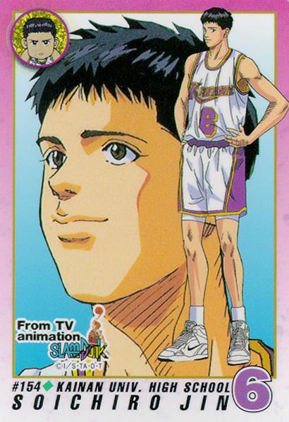 Slam Dunk: Soichiro Jin - Photo Colection