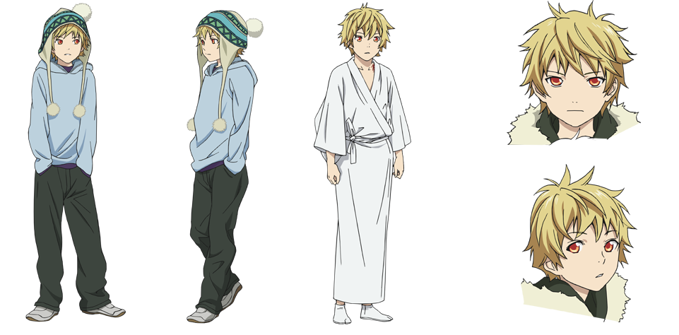 Character Design How To Anime : Yukine noragami anime characters database