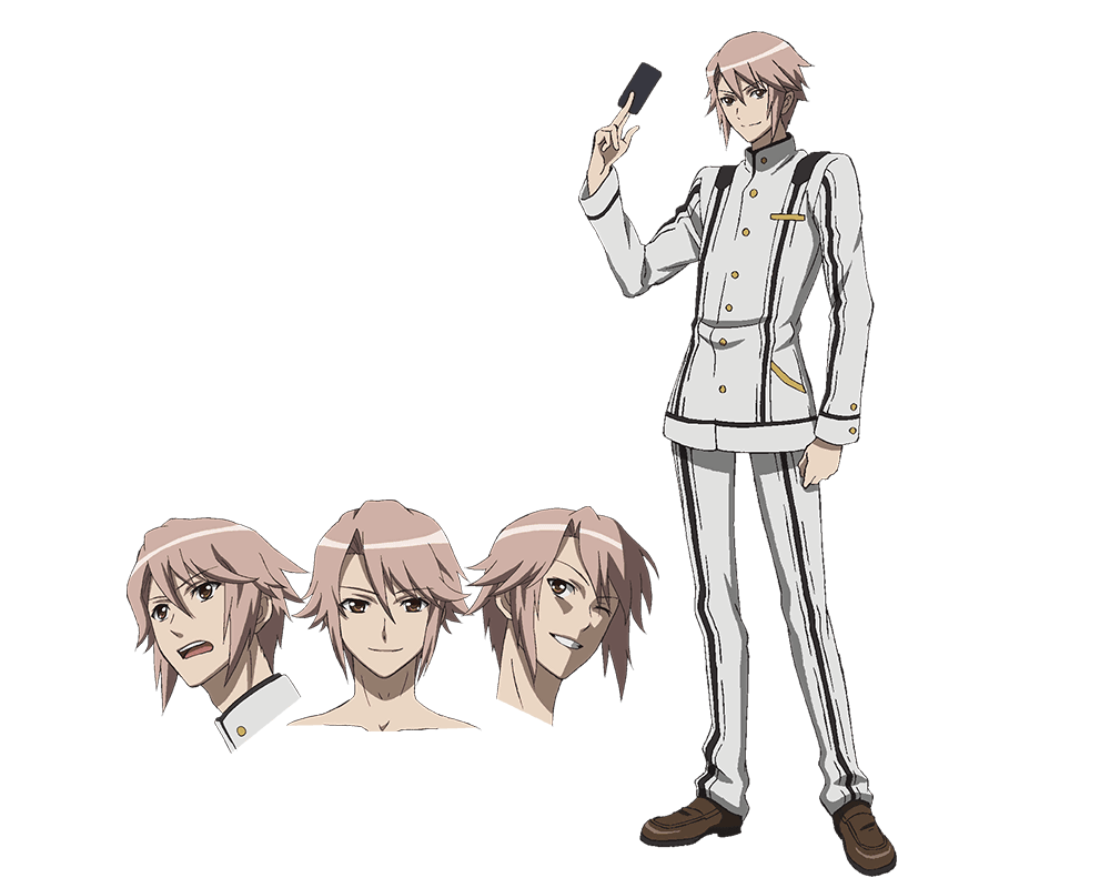 Z Ignition Anime Characters : Asuka tennoji z ignition anime characters database