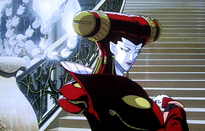 Vampire Hunter D Anime Characters : Carmilla vampire hunter d bloodlust anime characters