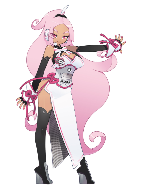 Coco Macne (Black) | Vocaloid | Anime Characters Database