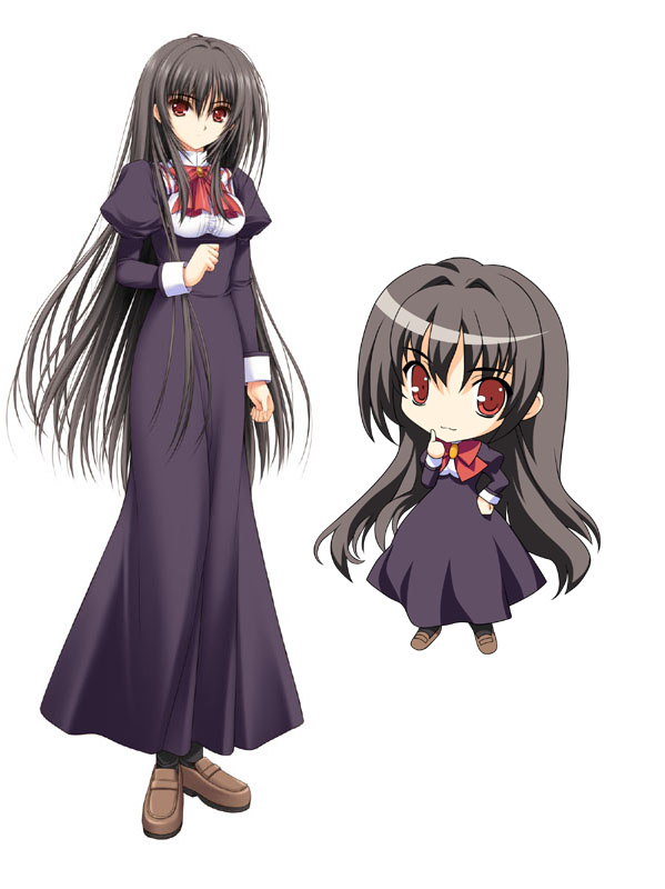 Anime Characters You Fall In Love With : Kaoruko nanahara the maidens are falling in love with me