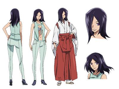 Mirai Nikki Characters List