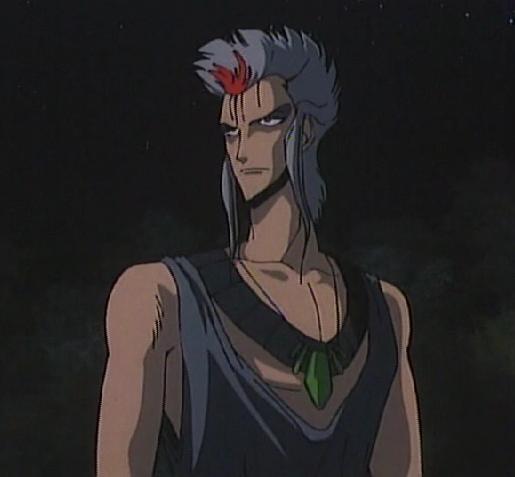 Vampire Hunter D Anime Characters : Rei ginsei vampire hunter d anime characters database