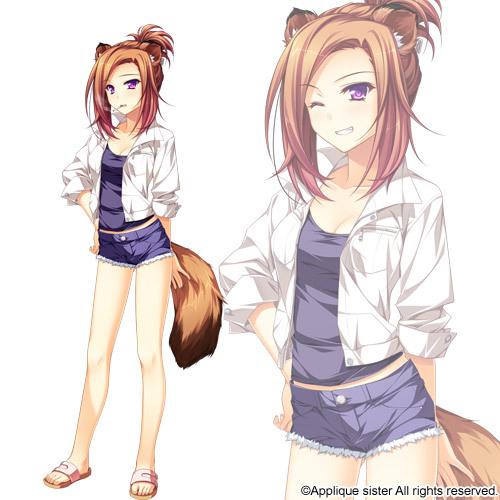 Anime Characters Database : Ryouko nagumo otomimi∞infinity otomimi infinity