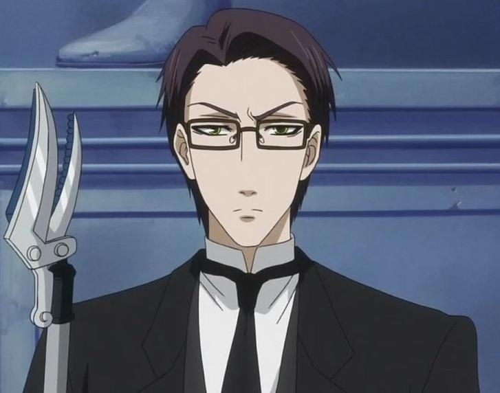 William T. Spears | Black Butler | Anime Characters Database
