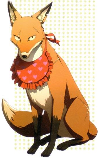 Persona 4 Anime Characters Database : Fox shin megami tensei persona anime characters